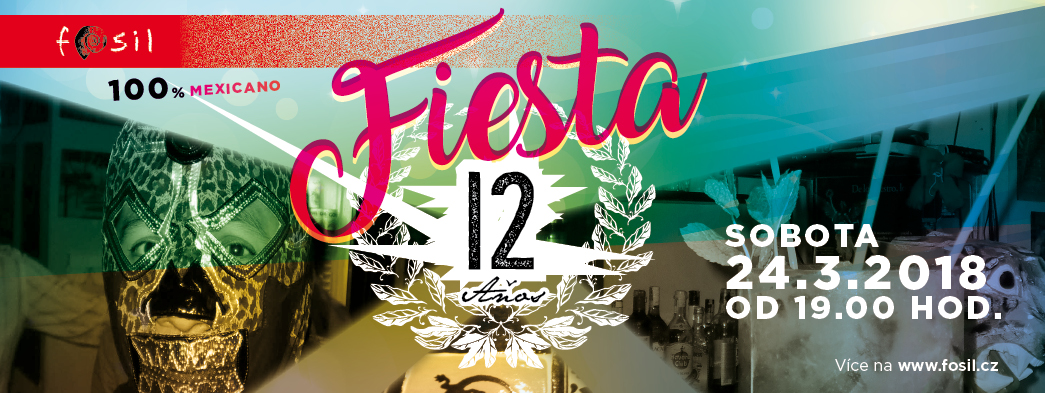 Fosil 12 let - Party